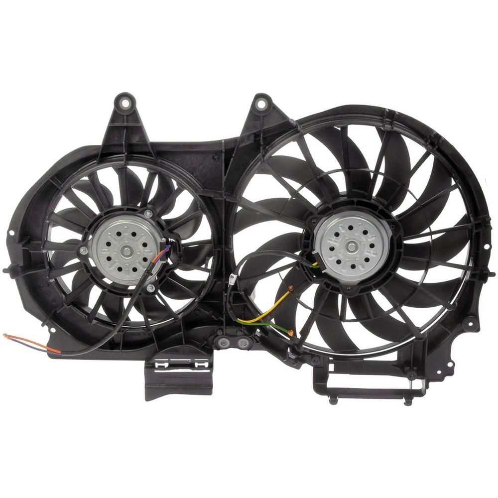 Oe Solutions Dual Fan Assembly Without Controller 620 806 Fan