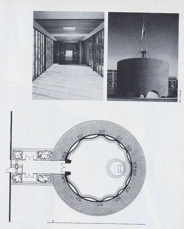 Mit Chapel Eero Saarinen Sacred Architecture Architecture Drawing Architecture Plan