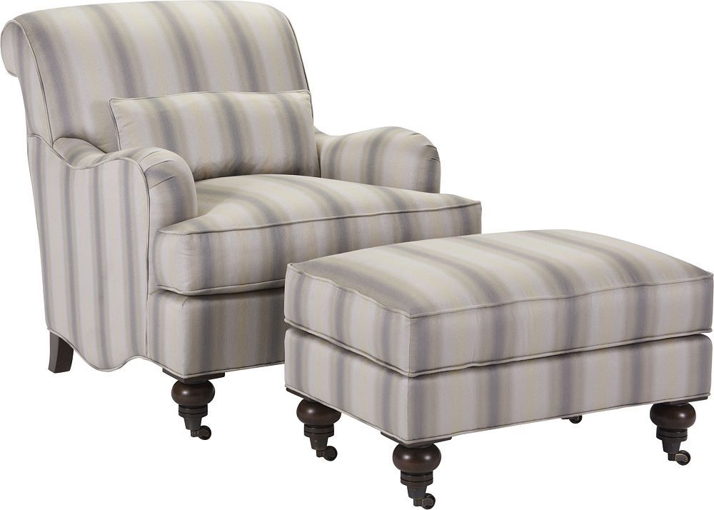 Macey Chair  Find out about this and other well-crafted Thomasville furniture when you visit your nearest Thomasville retailer. There, our designers will help you realize the perfect home that you've always imagined.