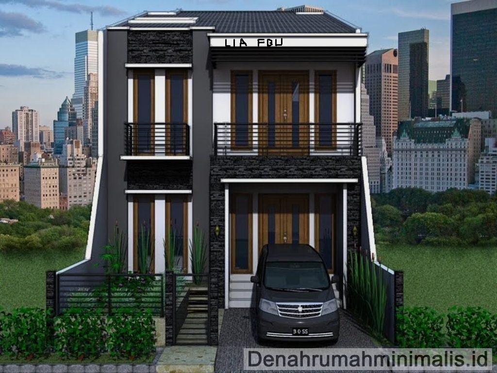 denah-rumah-minimalis-2-lantai-type-36-60- & denah-rumah-minimalis-2-lantai-type-36-60-72 Desain Rumah Minimalis ...