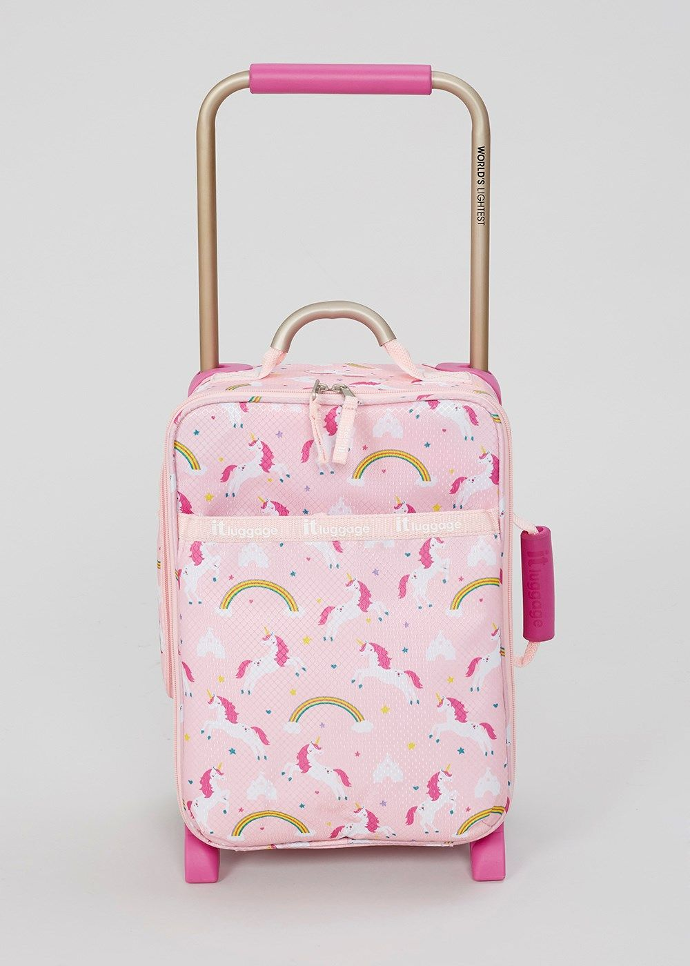It Luggage World S Lightest Collection Kids Unicorn