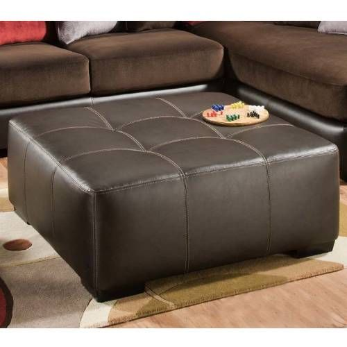 Chelsea Home Furniture 730278-32-GENS-21320 Nelson Cocktail Ottoman