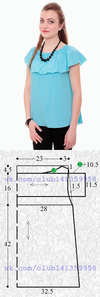 La costura | los patrones simples | las cosas simples | Patrones ...