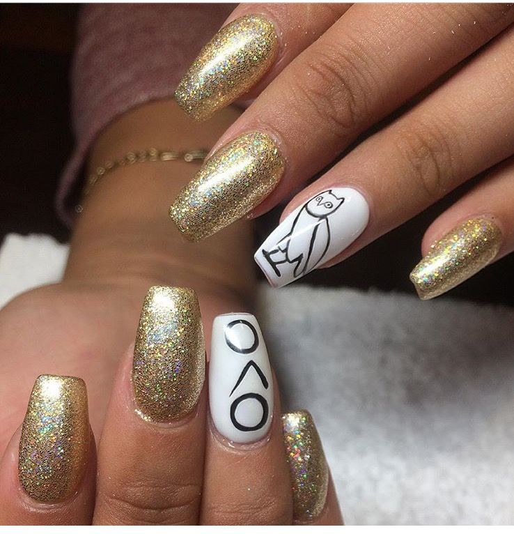 Best Nails Ever Ovo Drake