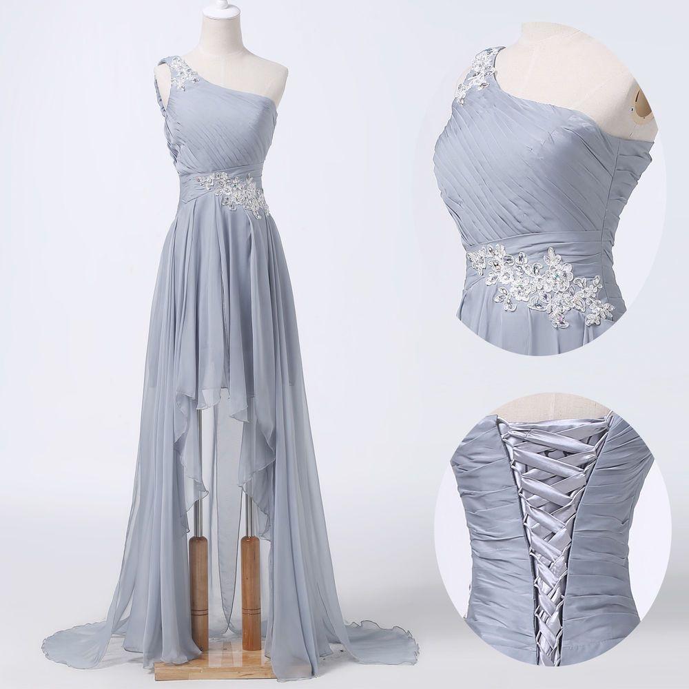 Vintage1950s Hi-Low Prom Dresses