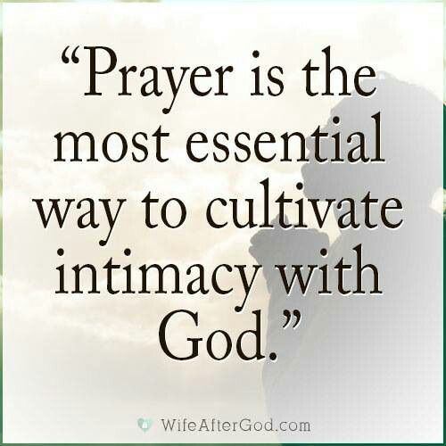 Warrior Life Meaning In Urdu: Prayer Is The Most Essential Way To Cultivate Intimacy
