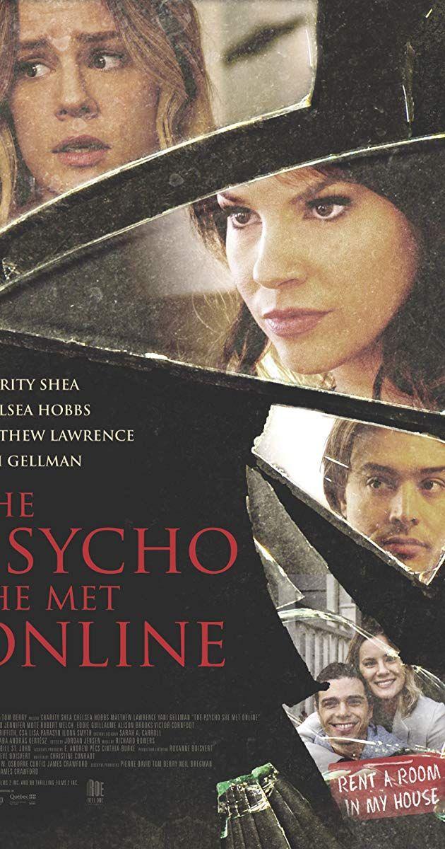 The Psycho She Met Online Met online, Matthew lawrence
