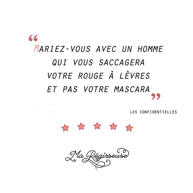 Citation Damour Tout En Humour Mariage Et Mascara Ou
