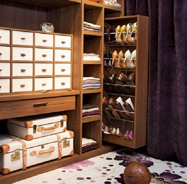 tips cmo ordenar los zapatos en espacios reducidos
