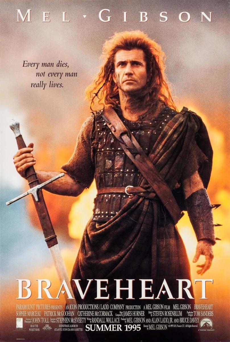 Corazón Valiente 1995 Mel Gibson Corazon Valiente Películas Completas Peliculas