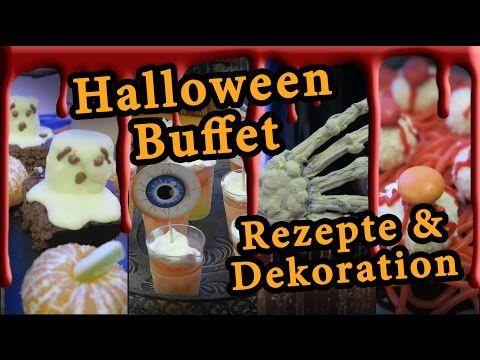 Halloween Buffet MAGGI Küchenmagie - YouTube Helloween