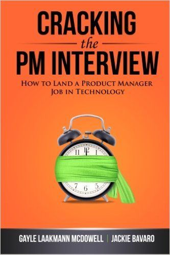 AmazonCom Cracking The Pm Interview How To Land A Product