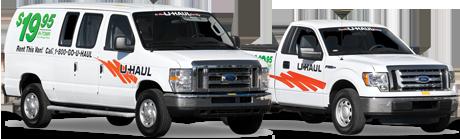 U Haul Moving Truck >> U Haul Moving Truck Rental In Galax Va At Trailer Store