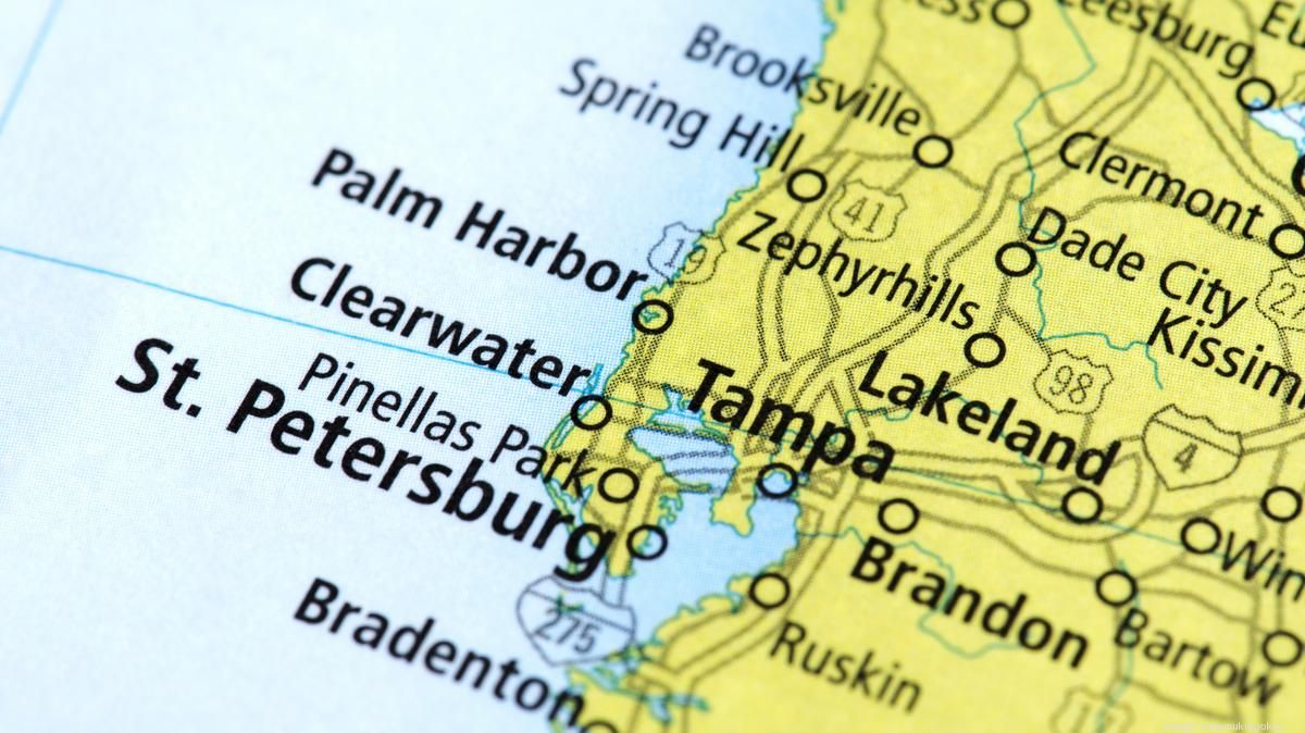 Map of Tampa Bay\'s wealthiest ZIP codes | Lifestyle - Tampa Bay and ...