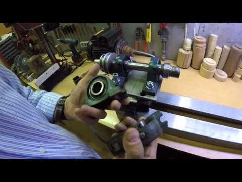 Torno casero el prototipo youtube tornio fatto in casa pinterest - Tornio per legno fatto in casa ...