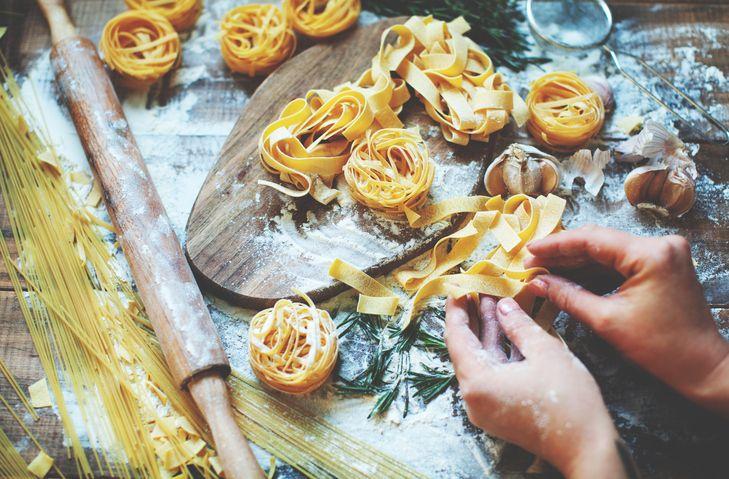 Pasta fresca: con quale farina preparala?