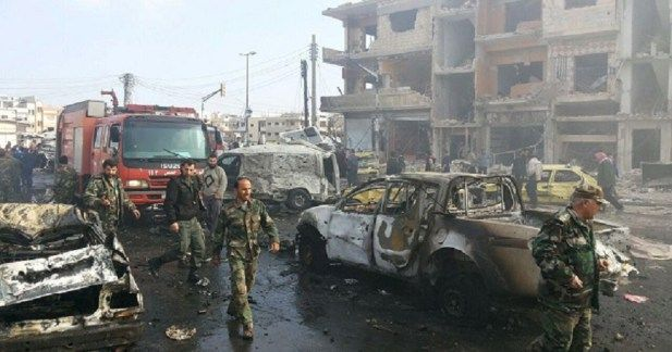 الأضرار المادية لتفجيرات طرطوس تجاوزت 300 مليون ليرة