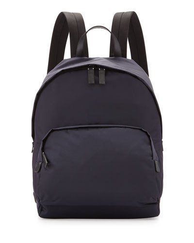 401d29021235 PRADA Zaino Men S Clean Nylon Backpack.  prada  bags  leather  lining  nylon   backpacks