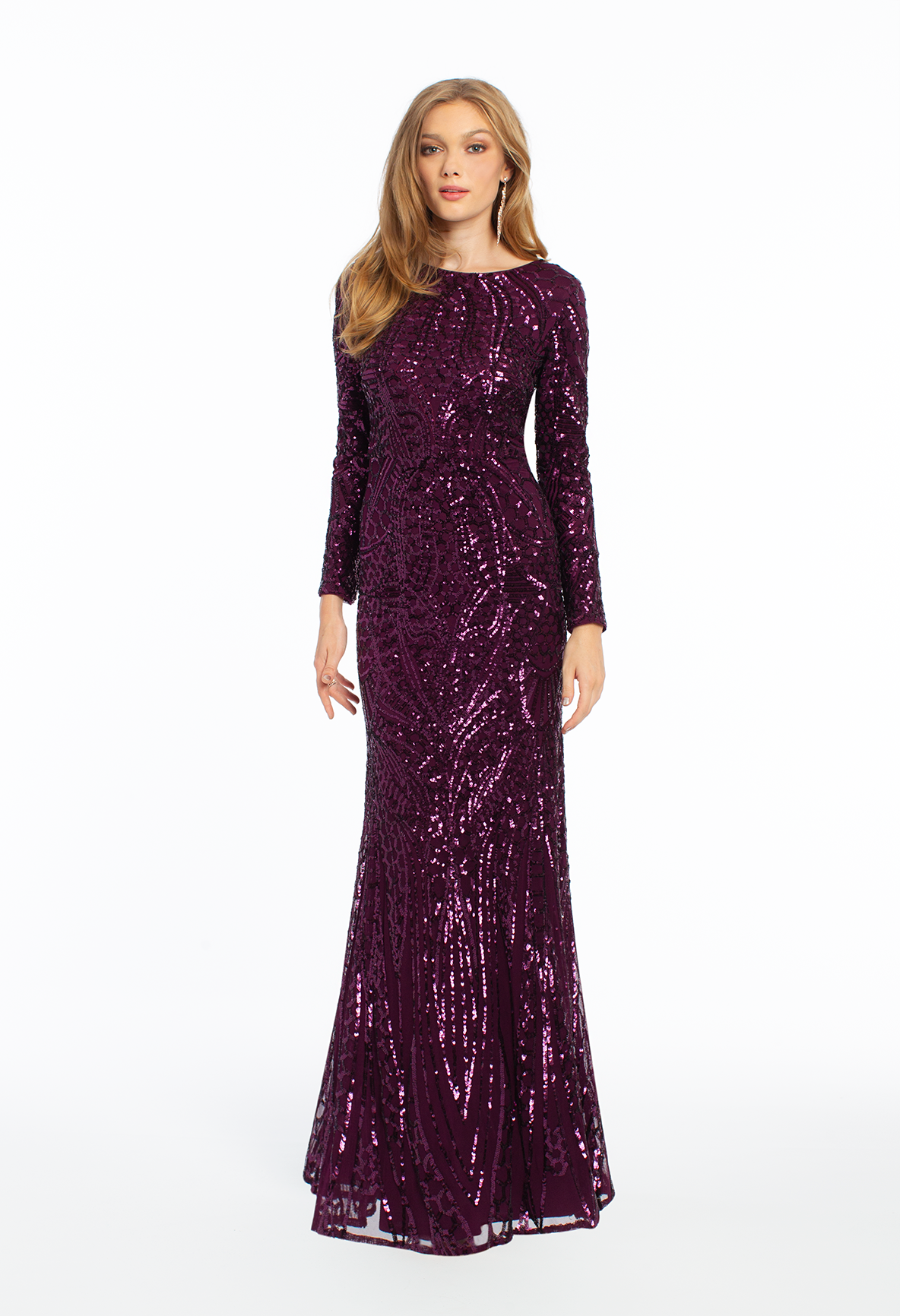 Sheath dresses for wedding guest  Long Sleeve All Over Sequin Dress  WEDDING GUEST STYLE  Pinterest