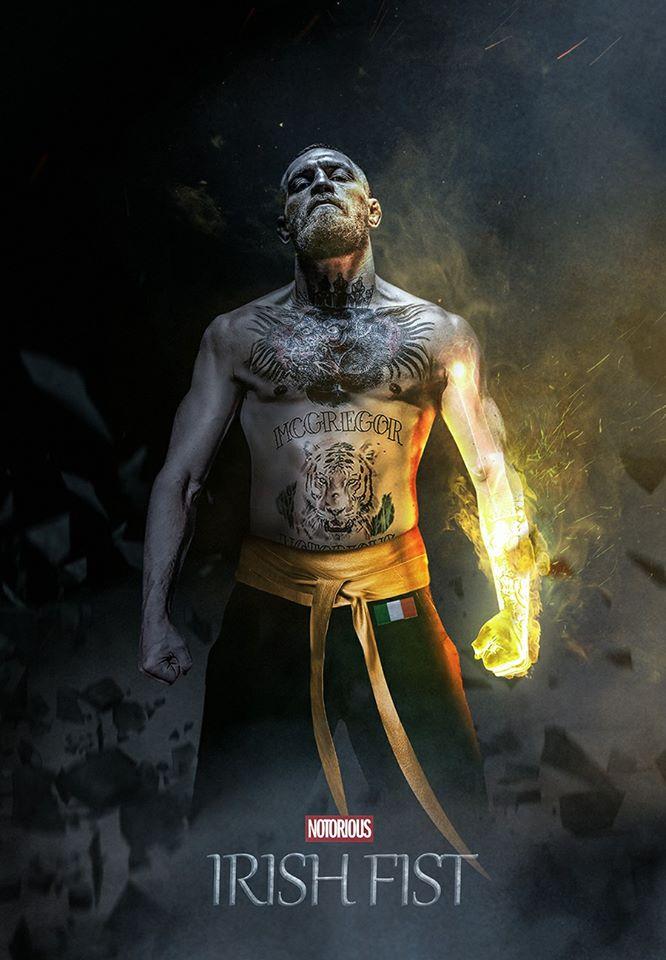 The Immortal Irish Fist Conor Mcgregor Wallpaper Mcgregor Wallpapers Conor Mcgregor
