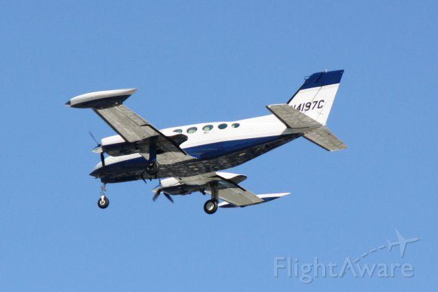 FlightAware ✈ Photo of Cessna Chancellor (N4197C)