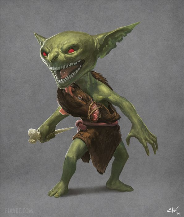 Image result for fantasy pictures of goblins