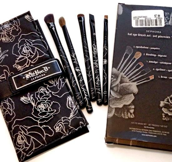 395d3213cdb9 Kat Von D Brush Set available at Nordstrom Rack