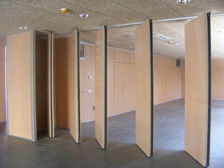 Tabiquer a seca paredes moviles puertas ventanas persianas claraboyas doors windows blind - Paredes moviles ...