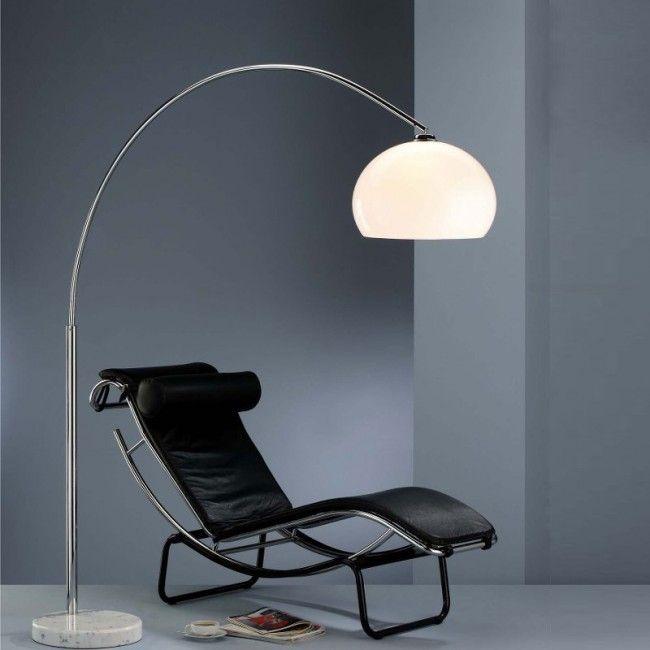 Bow 294 floor lamp - wofi action   Floor lamp, Action and Modern ...