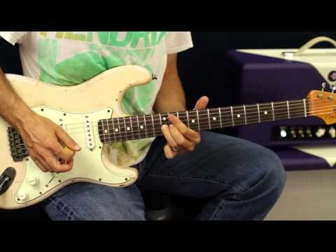 How To Play Pink Floyd Shine On You Crazy Diamond Guitar