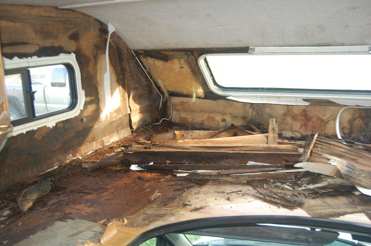 Another Bunk Rebuild Irv2 Forums Motorhome Remodel Rv Remodel Bunks