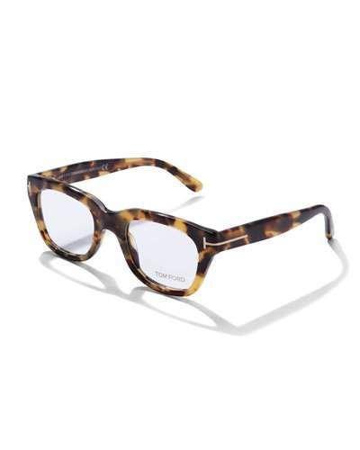 3a45170bb1cc Tom Ford Large Havana Fashion Glasses