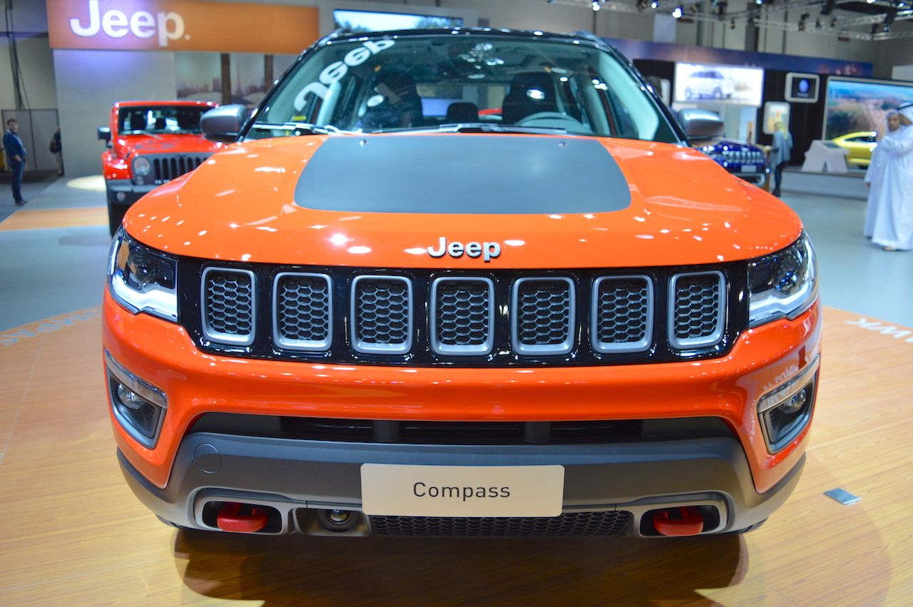Jeep Compass Trailhawk To Launch In India By July This Year