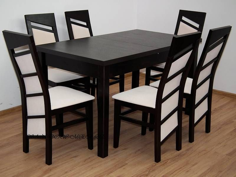 Table S18  6 Chairs K24A  Furniture Sale Dining Sets And Chairs Cool Sale Dining Room Chairs Decorating Inspiration