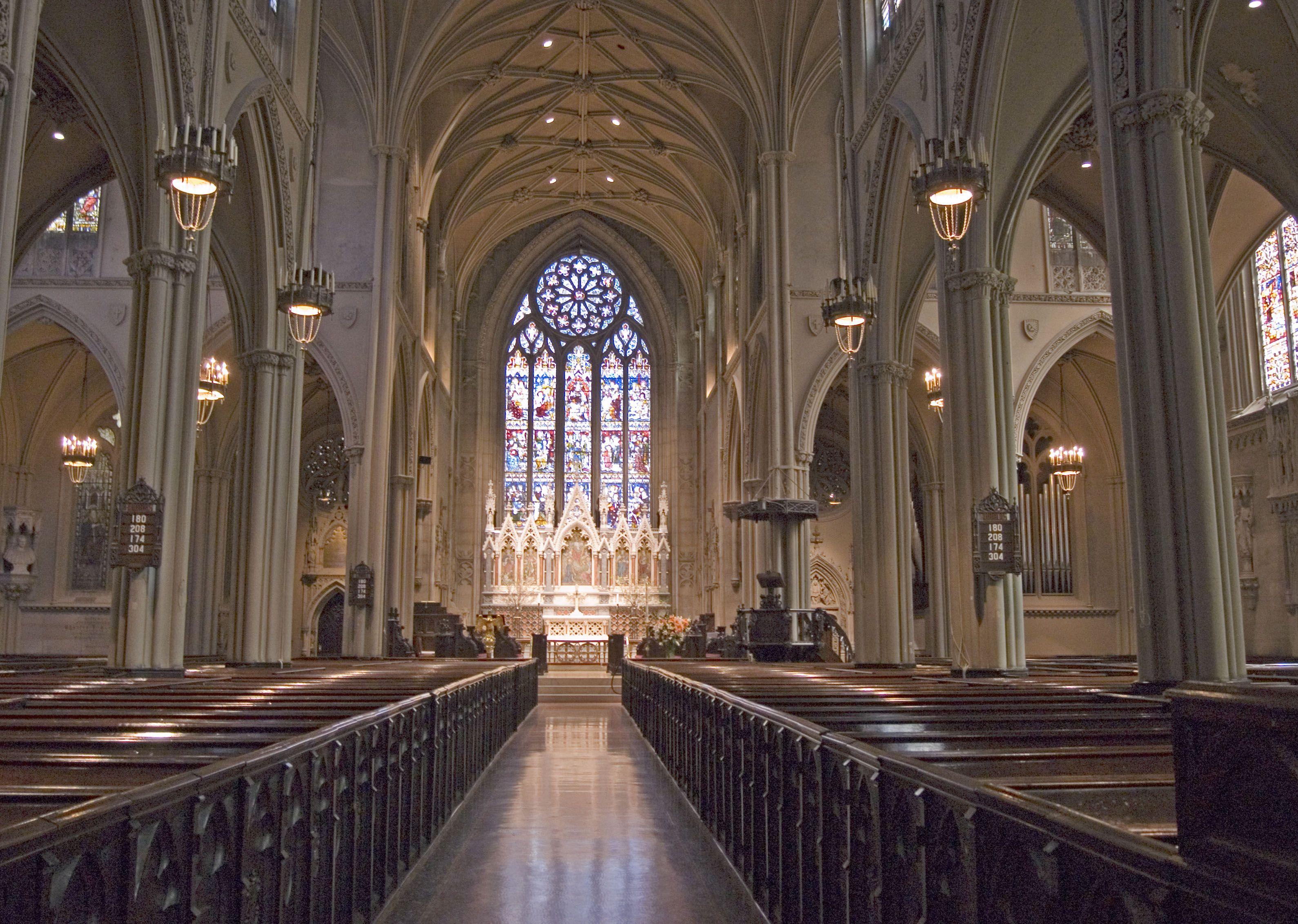 Grace Church, New York City, New York