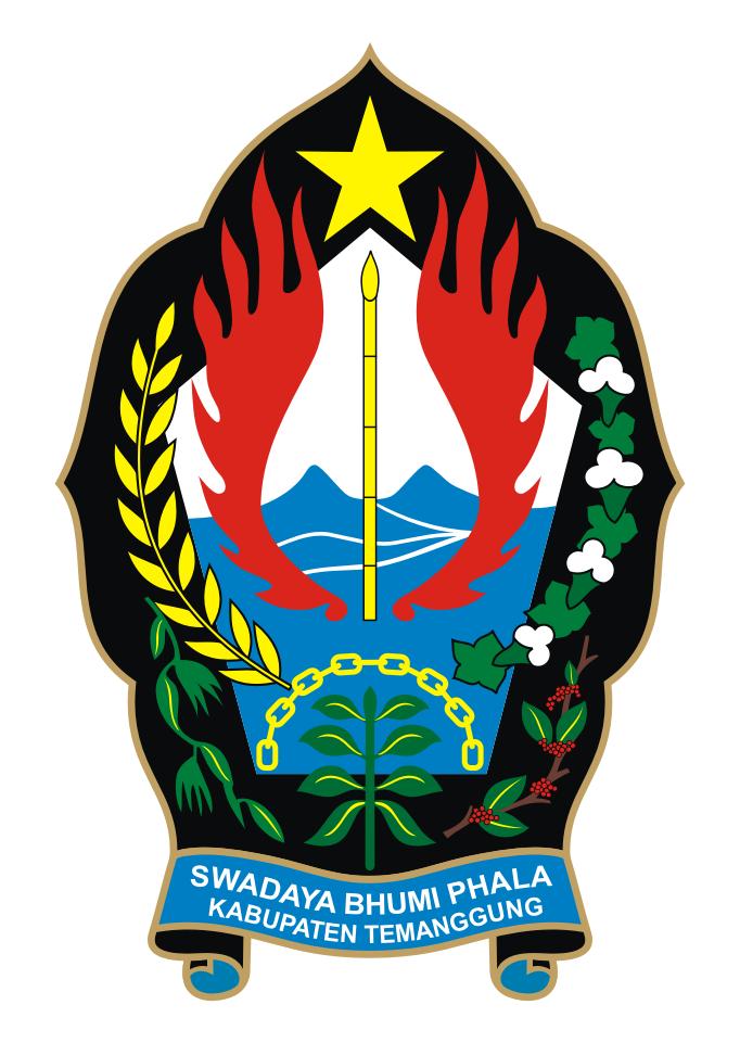 Logo Kabupaten Temanggung Vector Free Logo Vector Download Logo Keren Sekolah Dasar