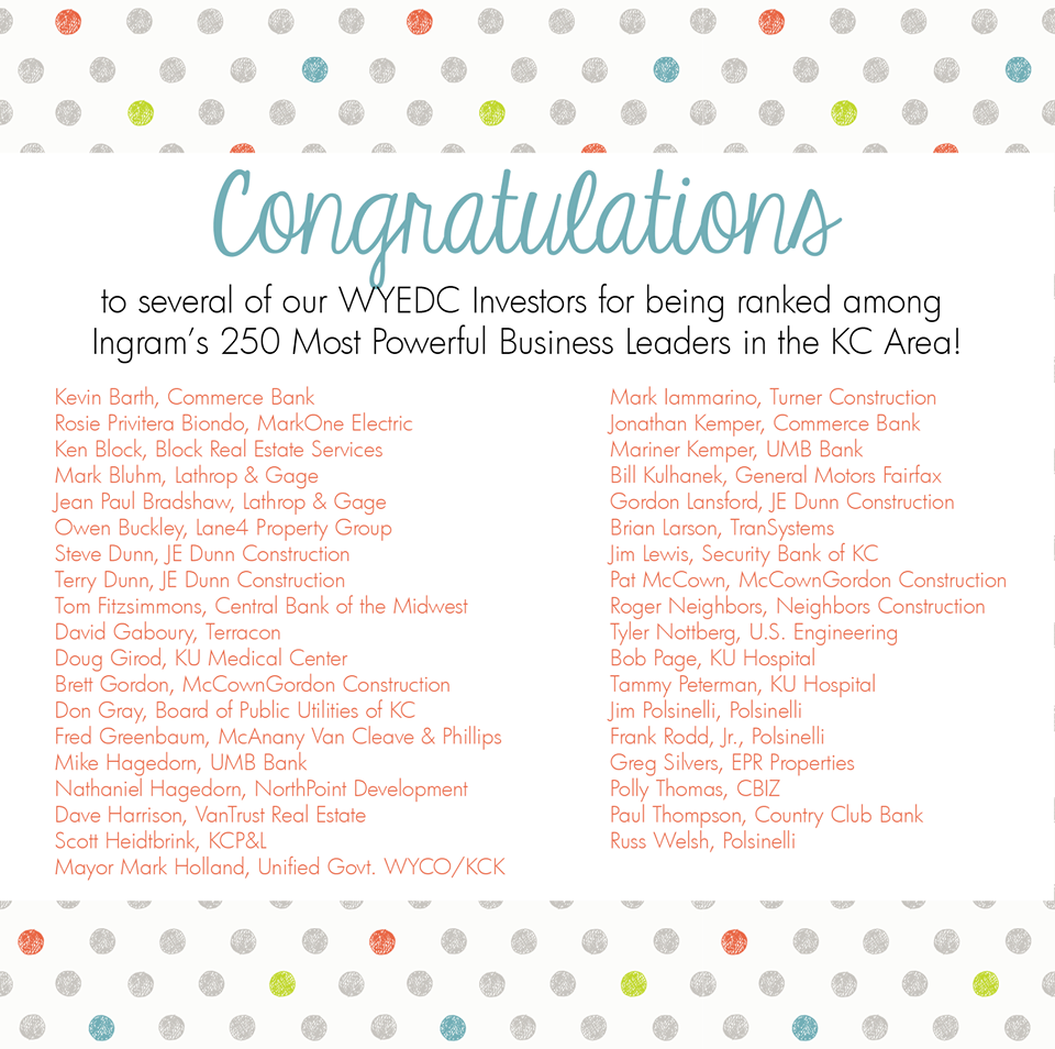 Congrats To Polly Thomas For Being Ranked Among Ingram S 250 Most