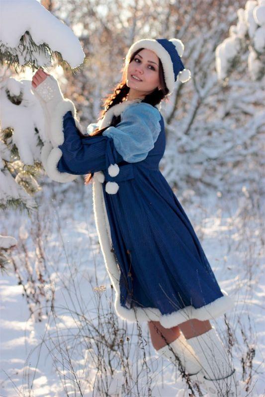 Снегурочка фотосессия работа по веб камере моделью в бавлы