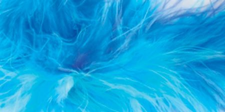 Marabou Feather Boa Feather Teal Sewing Crafts