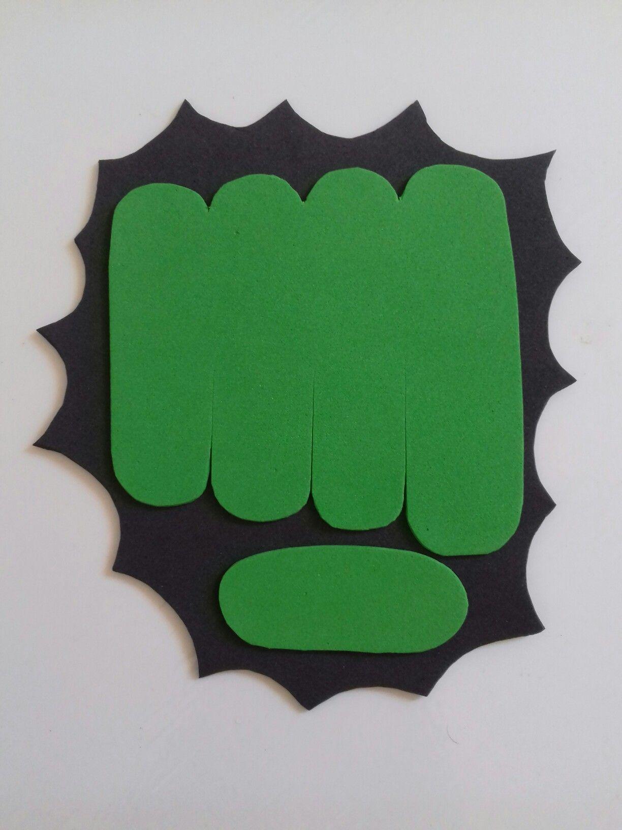 Soco Do Hulk Eva By Luanne Holanda Hulk Vingadores Soco
