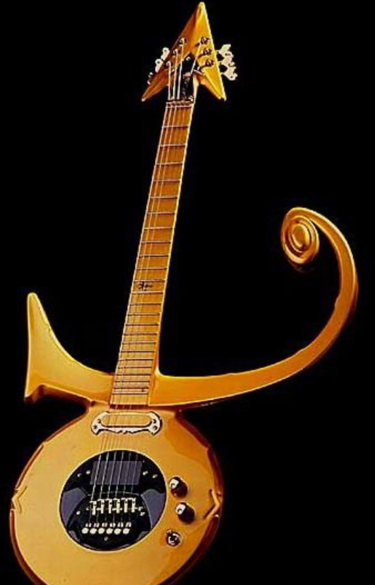 Princes Symbol Guitar Guitar Pinterest Prince Guitar And
