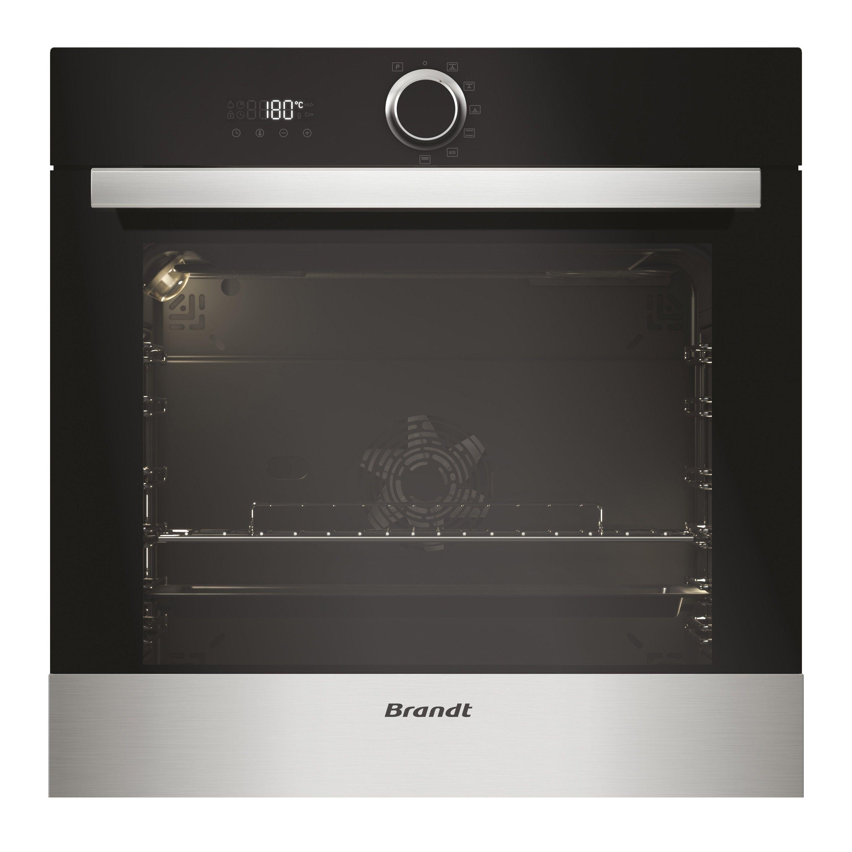 Four Encastrable Multifonction Chaleur Brassee Brandt Bxp5338x