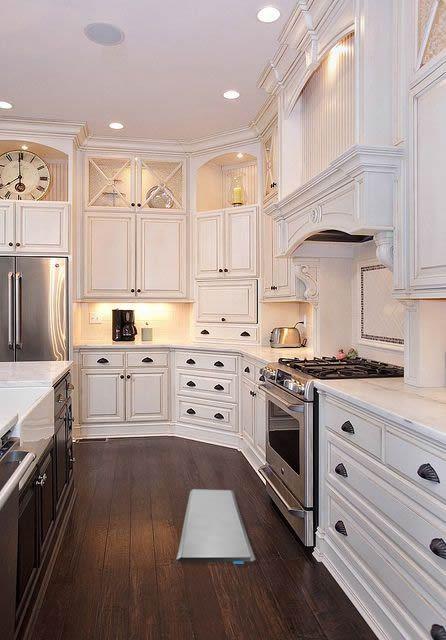 kitchen mats grey | Kitchen design, Kitchen cabinet design ...