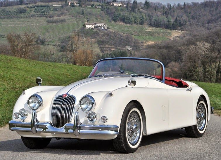 World Of Classic Cars: Jaguar XK150 3.4 Roadster 1958 – World Of Classic …