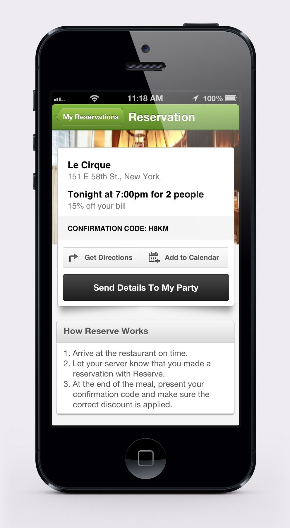 Groupon S Restaurant Reservation Service Goes Mobile
