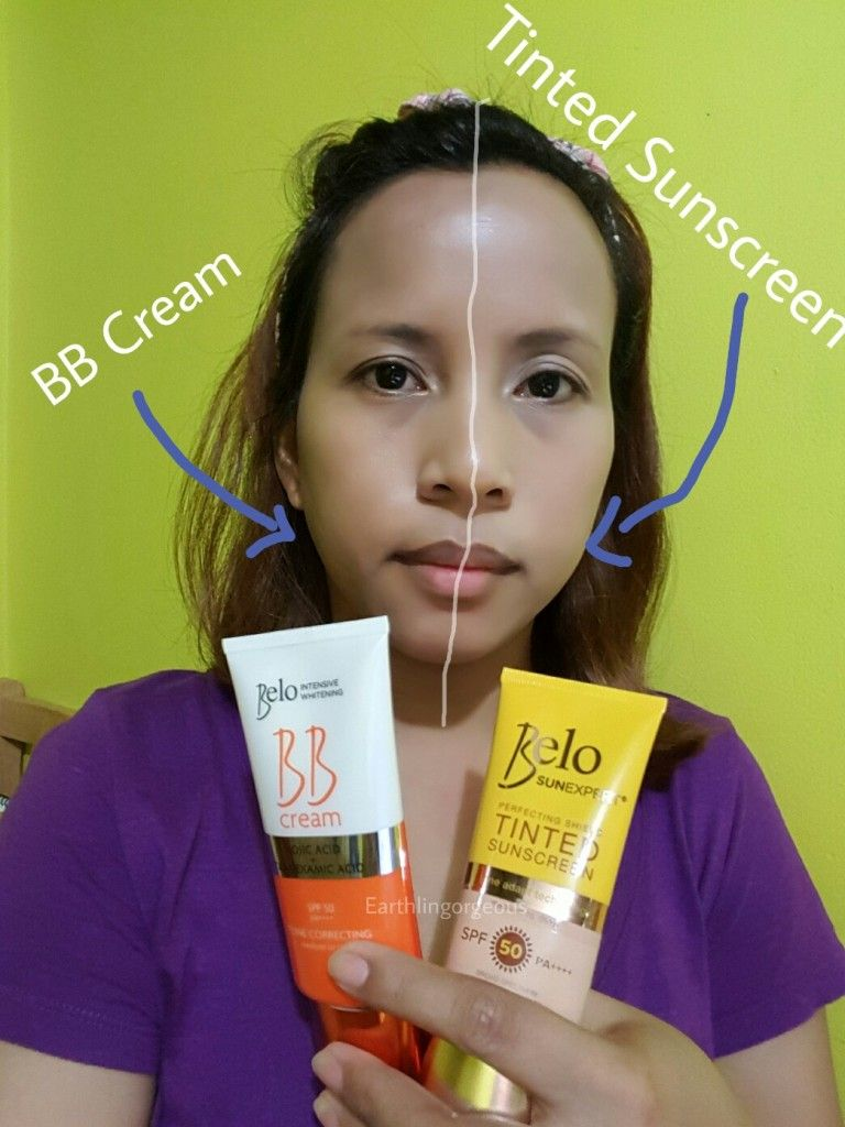 Belo Bb Cream Belo Tinted Sunscreen Review Skin Care