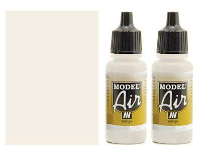 Vallejo Acrylic Paint Aged White 1 Fl Oz Two 1 2 Oz Bottles Vallejo Acrylic Painting Model Paint