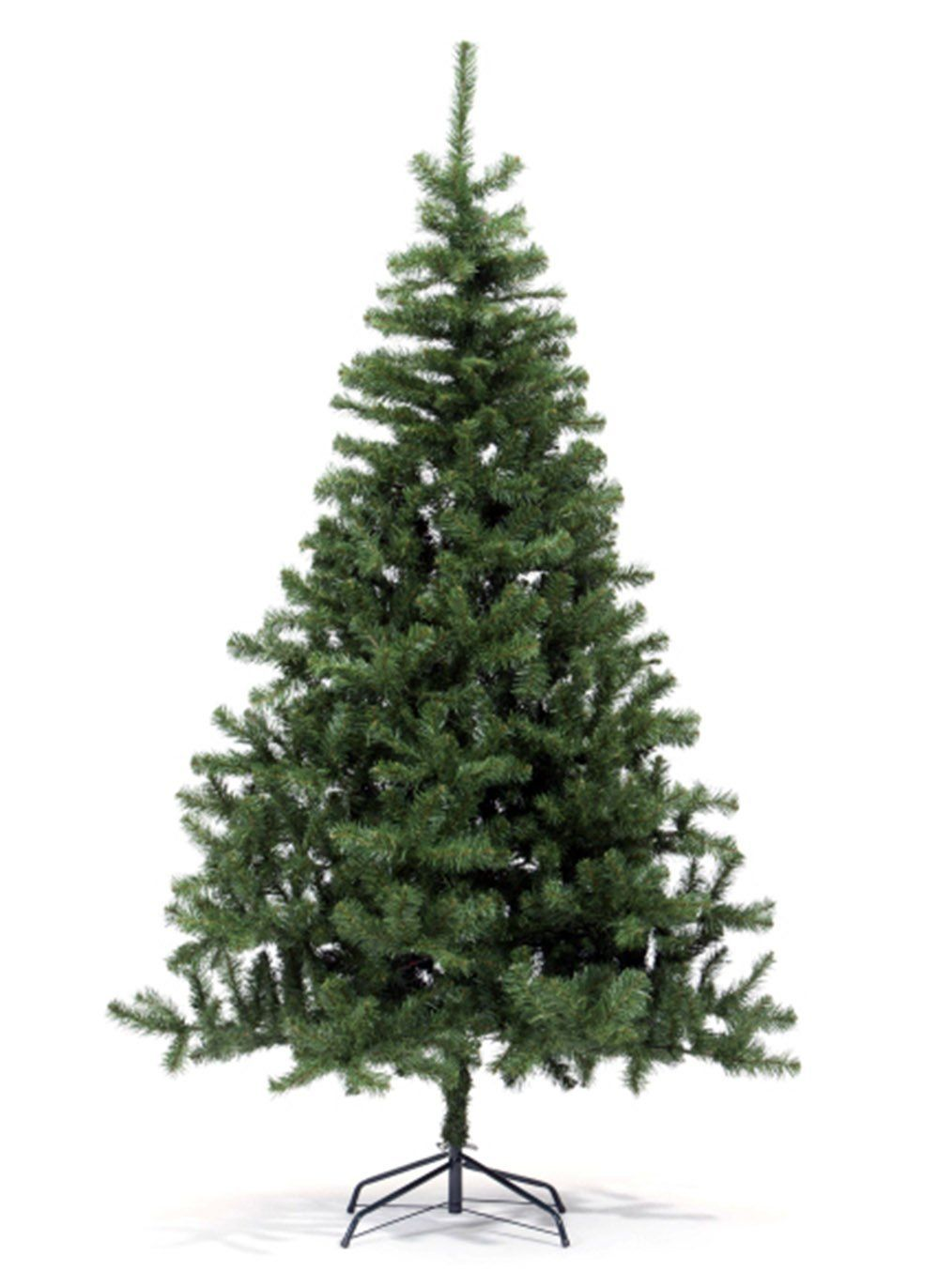 amazoncom 65 foot unlit jack spruce artificial christmas tree - Amazon Artificial Christmas Trees