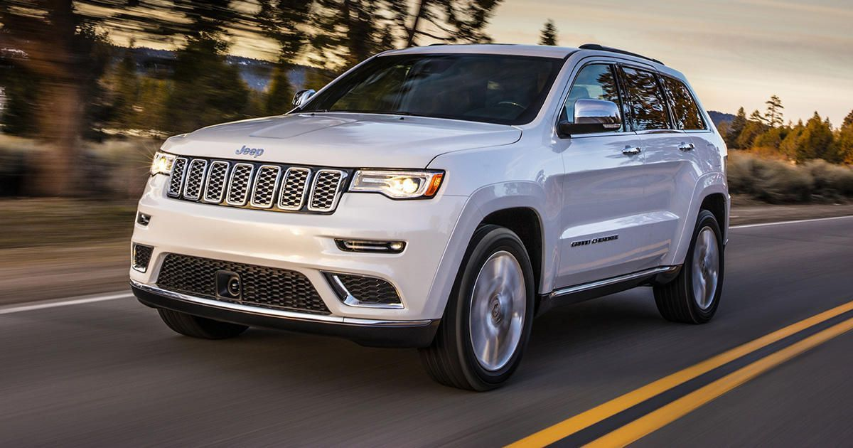 2020 Jeep Grand Cherokee Model Overview Pricing Tech And Specs Roadshow 2017 Jeep Grand Cherokee Suv Cars Jeep Grand