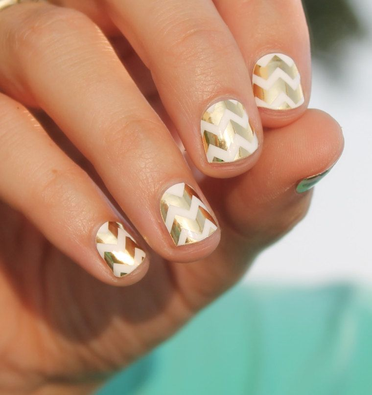 Nail Wraps by SoGloss on Etsy | Awesome Etsy Finds | Pinterest ...